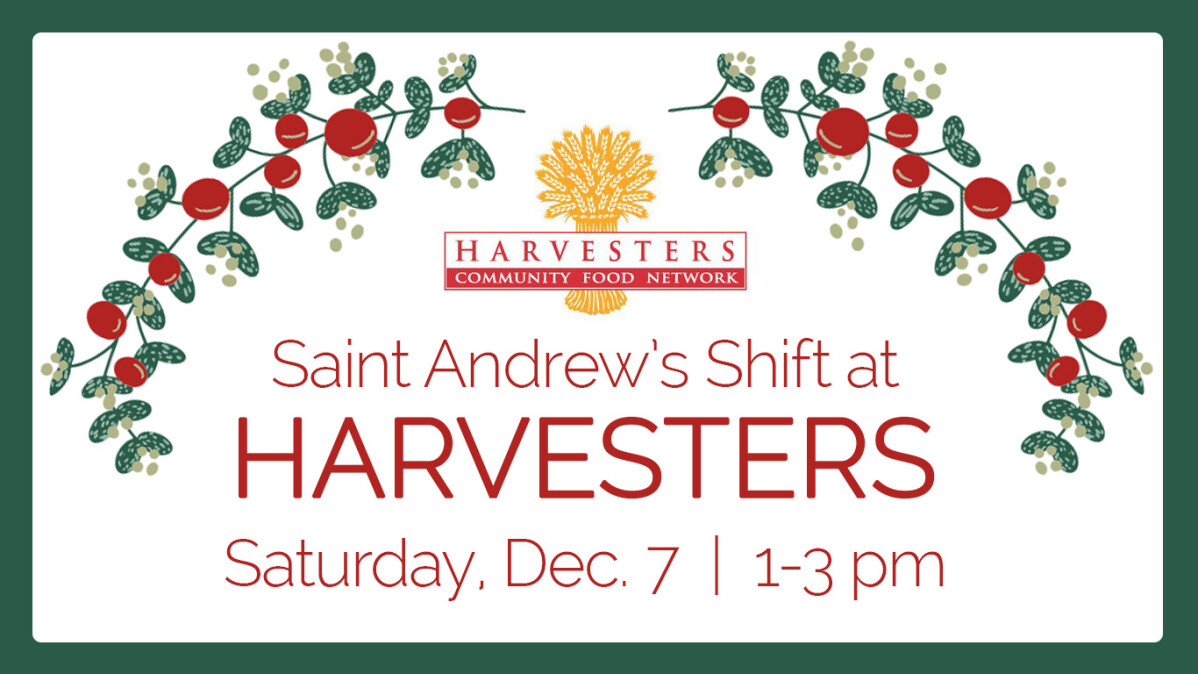 Harvesters Workday