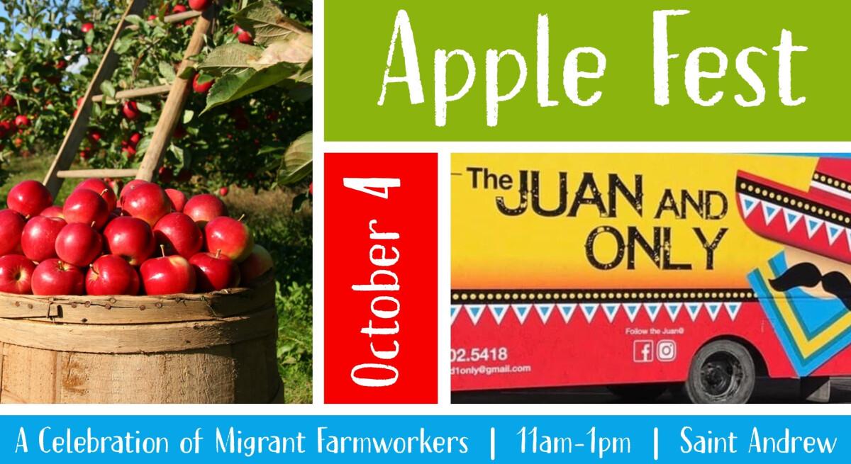 Apple Fest W/Food Truck