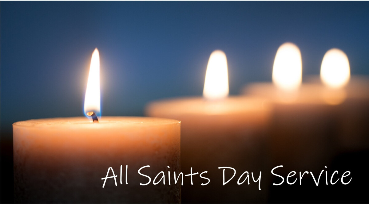 All Saints Day Service