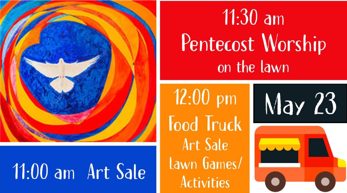 Art Sale & Outdoor Activities